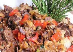Tasajo, a delicious and traditional Cuban dish made with horse meat