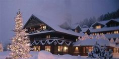 Von Trappe Family Lodge. Stowe, VT