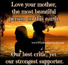 #love #mother #beautifulperson