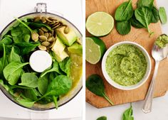 Creamy Green Chile Sauce