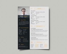 Resume Templates Creative Resume Template & Cover Letter Template  Professional Modern