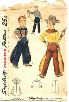 89 Best Vintage Simplicity patterns 1930-1960 images in 2013