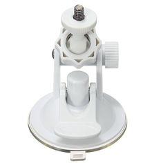 Coche Wind Shield Suction Cup Soporte Soporte Para Grabador Digital DVR Cámara
