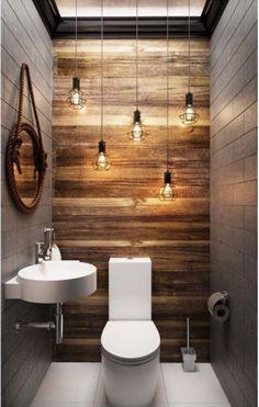 66 Epic Wooden Bathroom Designs Ideas With Modern Farmhouse Flare . - 66 Epic Wooden Bathroom Designs Ideas With Modern Farmhouse Flare – Bathrooms - Wooden Bathroom, Bathroom Inspiration, Bathroom Interior, Modern Farmhouse Bathroom, Rustic Bathroom, Amazing Bathrooms, Bathroom Decor, Bathroom Design Small, Small Bathroom Remodel