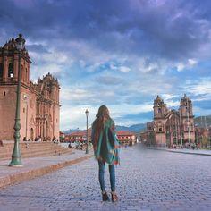 Cusco, Peru... The ancient capital of the Incan empire! Photo: Travel Beasts (@travel_beasts) #Peru #Cusco #travelmore #SouthAmerica