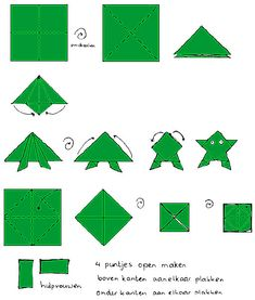 Kikkers | Art For Kids, Crafts For Kids, Arts And Crafts, Paper Crafts, Frog Theme, Frog Crafts, Guinea Pig Toys, Origami Folding, Dog Clothes Patterns