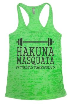 HAKUNA MASQUATA #hak  HAKUNA MASQUATA  #hakunamatata   #quotes   #Disney   #thelionking   #squats   #workout   #fitness