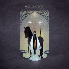 Trees of Eternity - Hour of the Nightingale -Ambient/Doom Metal - Örebro, Sweden & Jyväskylä, Finland