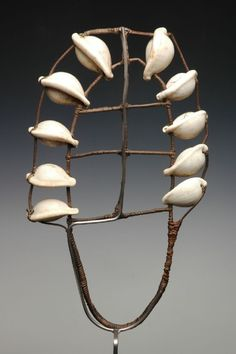 Dance Ornament, Papua New Guinea#