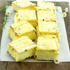 No Bake Vanilla Slice Recipe