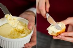 Homemade Butter - A Thought For Food