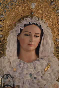 Función a al Virgen de los Ángeles. Foto Valentín López