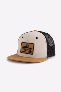 Piccolo Hat Snap Backs, Black Mesh, Hats, Hat, Hipster Hat, Black Knit