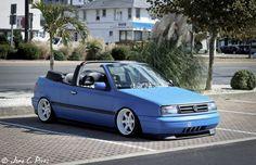 radracerblog: VW Golf Cabrio Mk3