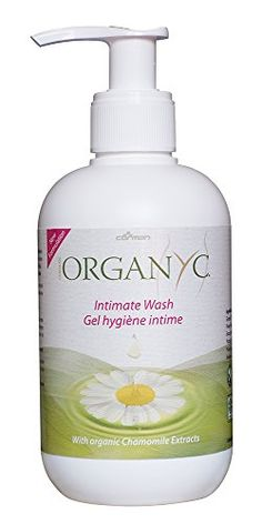 Organyc Certified Organic Natural Intimate Wash with Chamomile 85 Fluid Ounce *** Want to know more, click on the image.