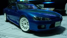 https://flic.kr/p/6ThQWu | SILVIA S15 SpecR-frntside | Aoshima 1/24 scale best gt car no.46