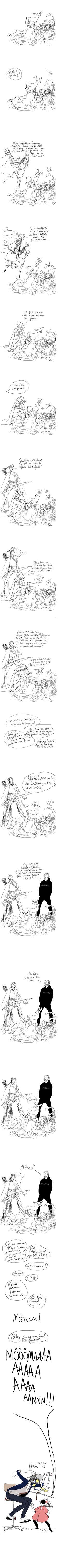 cartoon by Margaux Motin