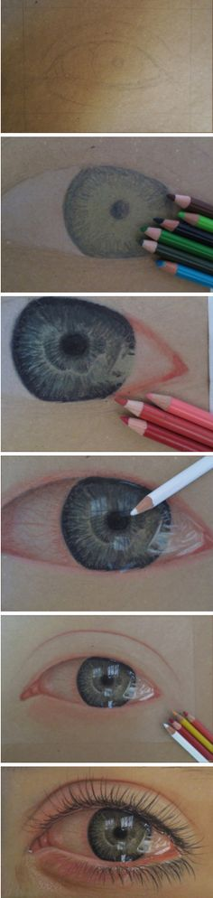 27 Stunning Works Of Art You Won't Believe Aren't Photographs. I love art, its so amazing! Color Pencil Art, Drawing Techniques, Oeuvre D'art, Cool Drawings, Realistic Drawings, Painting & Drawing, Drawing Eyes, Love Art, Art Tutorials