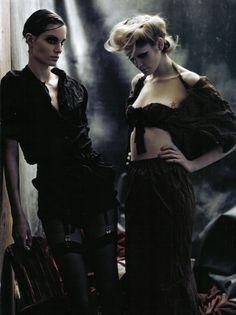 Paolo Roversi / Vogue Italia
