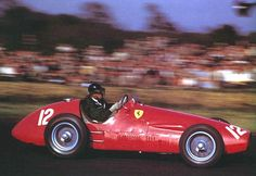 Mike Hawthorn - 1953 Ferrari