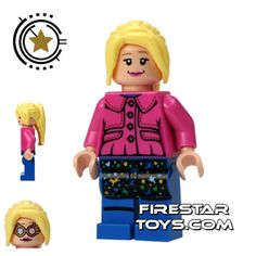 harry potter luna lovegood | LEGO Harry Potter Mini Figure - Luna Lovegood | Harry Potter LEGO ...  love it!!!!!!!!!!!!!!!!