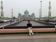 masjid agung ANNUR pekan baru riau