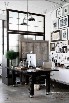 Ny arbetsplats industridesign