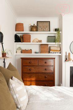 Home Bedroom, Bedroom Decor, Bedrooms, My New Room, Cozy House, Home Decor Inspiration, Interior Design, Interior Stylist, Diy Interior