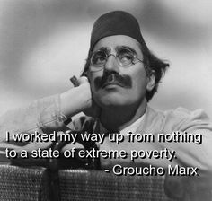 Groucho Marx Famous Quotes. QuotesGram by @quotesgram