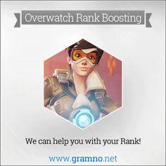 overwatch rank boosting