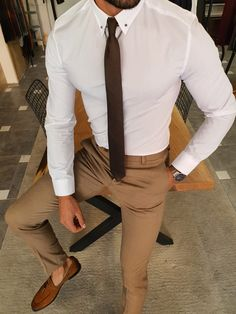 Blazer Outfits Men, White Shirt Outfits, White Shirt Men, Mens Casual Wedding, Wedding Suits, Men Casual, Wedding Outfits For Men, Homecoming Outfits For Guys, Male Wedding Guest Outfit