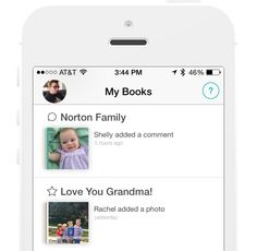 Chatbooks photo book app - Subscribe & automatically create a photo book for every 60 photos posted to your Instagram account. http://chatbooks.com