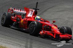 2008 Ferrari F2008 (Felipe Massa)