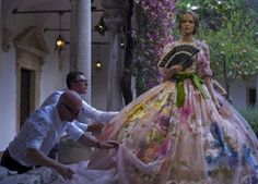 Green Pebbles A Passion for Luxury Fashion and Watches: UP AND OUT – DOLCE & GABBANA CLOSE THE PRET-A-PORTER DOOR TO EXPAND INTO HAUTE COUTURE