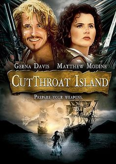 If you like pirate movies this is a good one. Geena Davis is great in this !