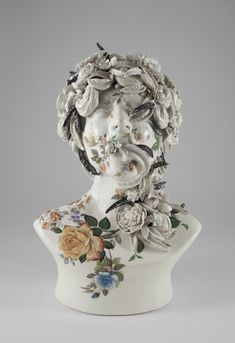 """Subverting sculpture and making it hers, Jess Riva Cooper. """"Summer"""""""