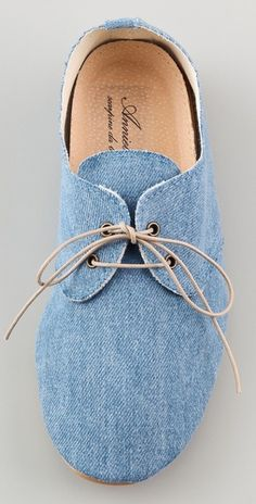 ONE by Anniel Derby Soft Flats