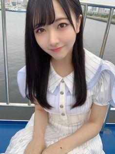 石田千穂 Cute Asian Girls, Beautiful Asian Girls, Cute Girls, Beautiful Women, School Girl Outfit, Girl Outfits, Girls Gallery, Japan Girl, Kawaii Girl