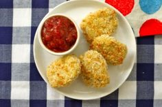 Easy chicken nuggets kids will love...can't wait to try it!