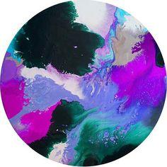 Monday morning inspo @inkahartgallery #art #flowart #abstractart #abstract #painting #colour #design