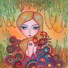 Kahlo Paintings, Contemporary Art Daily, Leather Art, Art Journal Inspiration, Whimsical Art, Painting Patterns, Art Plastique, Mosaic Art, Face Art