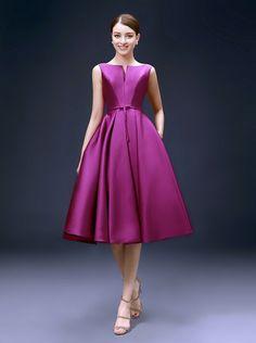 Resultado de imagen para vestidos de tafeta