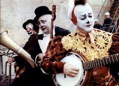 Os palhaços (I clowns) De Federico Fellini