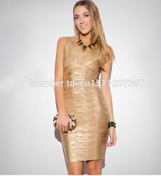 Beautiful dress! Wonderful mood! Men all over the world would be enchanted by you!! I myself almost fall in love with it!!!!! Cost you only $62!!! Purchase Now Here!!!!   http://www.aliexpress.com/store/product/Women-New-Fashion-Deep-V-Neck-Sexy-Cocktail-Bandage-Dress-2014-With-Facroty-Direct-H759/1266456_1870086168.html