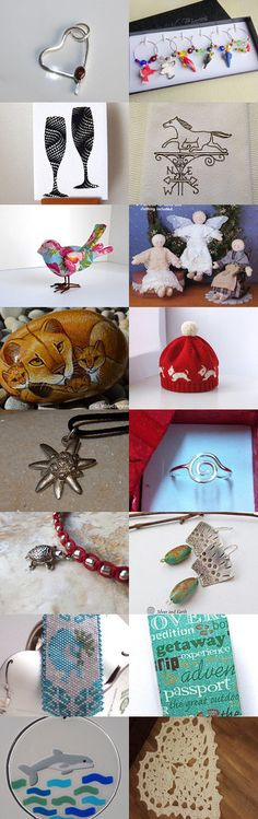 Cyber Gifts for All by Margie Homan on Etsy--Pinned with TreasuryPin.com