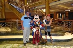 Why We Prefer Disney Cruise Line over the Other Guys...