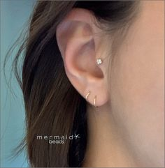 Cartilage Hoop, Tragus Piercings, Piercing Tattoo, Septum Ring, Peircings, Rose Gold Nose Ring, Gold Nose Rings, Ear Jewelry, Body Jewelry