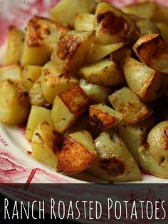 Herb-Roasted Potatoes Recipe   Budget Savvy Diva