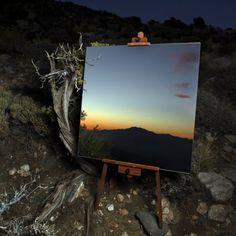 กระจกทำอะไรได้มากกว่าที่คิด! โปรเจคท์ภาพถ่ายสุดเท่จากกระจกเงาโดย Daniel Kukla - PORTFOLIOS*NET