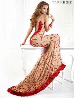 Reception Dresses | Tarik Ediz S/S 2014
